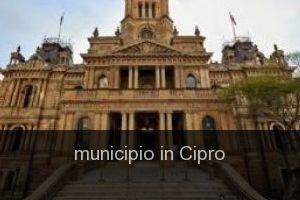 Municipio in Cipro