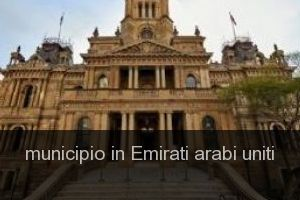 Municipio in Emirati arabi uniti