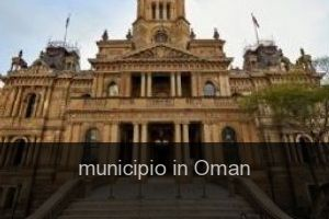 Municipio in Oman
