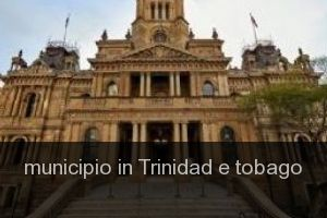 Municipio in Trinidad e tobago